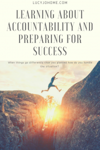 Learning about Accountability