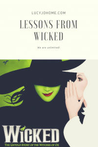 Lessons from Wicked