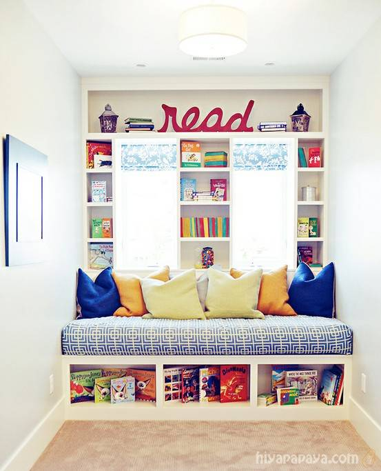 Kids Reading Nooks