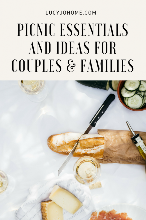 Picnic Essentials for Romantic or Family Outings