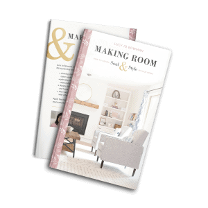 Making Room: How to Create Soul and Style in Your Home E-book