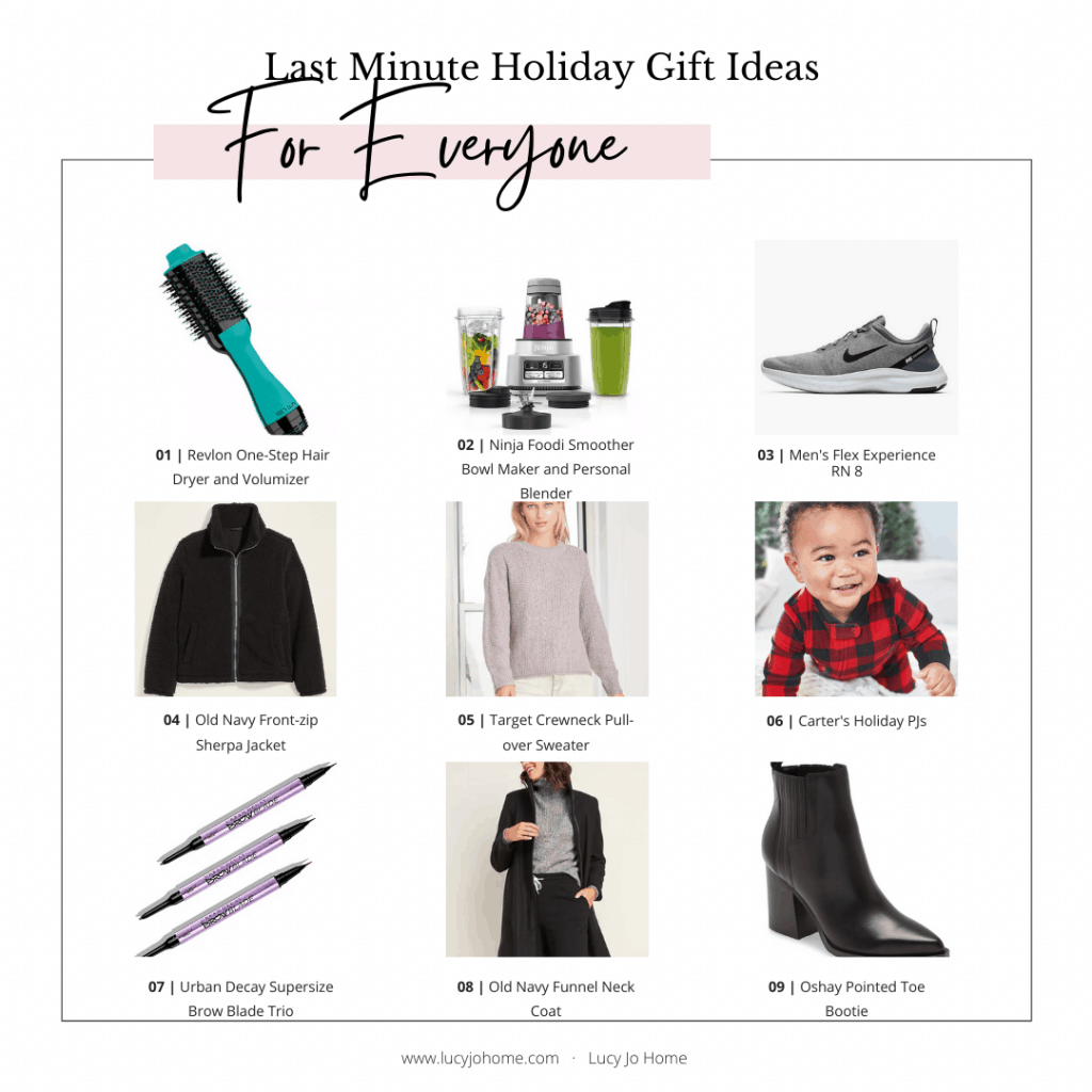 Gift Guides for Everyone on Your List